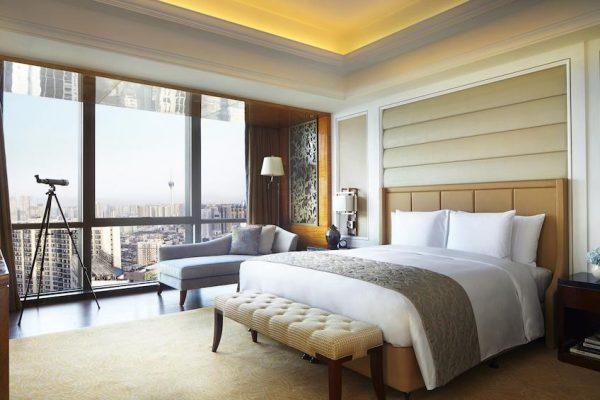 Picture of Ritz Carlton Chengdu Deluxe Room